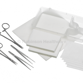 Instrapac Halsey Fine Suture Pack Plus