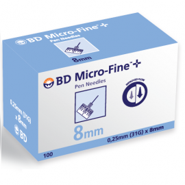 BD MicroFine Pen Needles