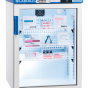 Labcold IntelliCold Glass Door 150L Pharmacy Fridge Digital lock